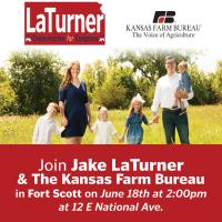 Meet & Greet with Jake LaTurner for Congress