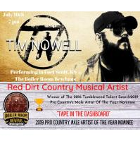 Live Music with Country Artist Tim Nowell