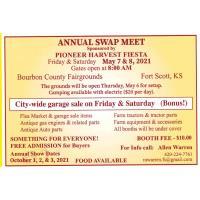 Pioneer Harvest Swap Meet