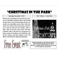 Christmas in the Park, Gunn Park
