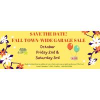 Fall Town-wide Garage Sale 2020 - OCTOBER 2ND & 3RD!