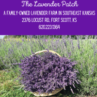 The Lavender Patch Farm ~ Saturday open 9/26