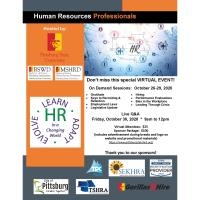 Four State HR Virtual Conference - only $25
