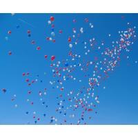 Balloon Release for FSHS Class of 2019's Raymond Harper