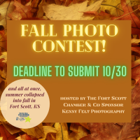 FALL PHOTO CONTEST ~ #fortscottfall