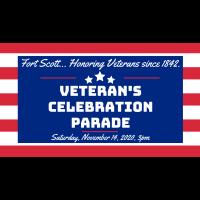 Veterans Celebration Parade in Fort Scott!