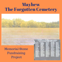Donations Needed for Mayhew Cemetery - Donate Here!