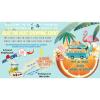 Beat the Heat Downtown Shopping Event