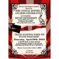 2021 FS Chamber Annual Dinner & Award Celebration