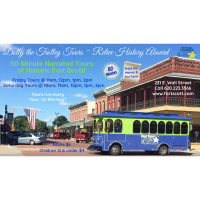 Trolley Tour of Historic Fort Scott ~ 50-minute Narrated Tour