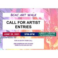 Art Walk hosted by Bourbon County Arts Council