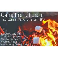 First Presbyterian Campfire Church, Gunn Park Shelter 3