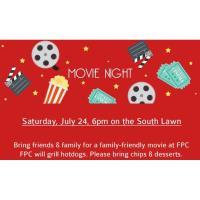 First Presbyterian Church Movie on the Lawn