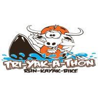 Tri-Yak-A-Thon Race in Gunn Park (Run, Kayak, Bike)