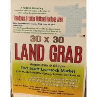 30x30 Land Grab Informational Meeting
