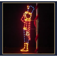 Toy Soldier Fundraiser - Support NEW Christmas Decorations for Downtown Fort Scott!