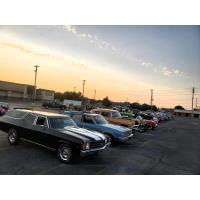 Cruise In Car Show at Tractor Supply Parking Lot, 2nd Saturday of each month May to October