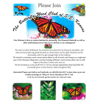 The Butterfly Weed Club of S.E. Kansas - Weekly Meeting