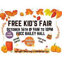 FSCC Free Kid's Fair