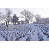 National Wreaths Across America Day - Fort Scott National Cemetery - 11am