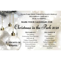 Christmas in the Park 2021 ~ Gunn Park Christmas Festivals
