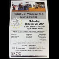 FSCC Alumni Rodeo 7:30pm