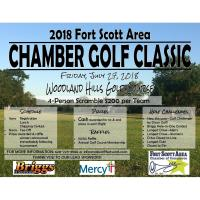 Chamber Golf Classic - Woodland Hills Golf Course