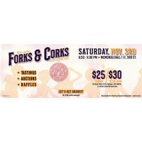 Forks & Corks ~ A Taste of Fort Scott ~ 15th Annual!