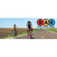 Bike Across Kansas ends in Fort Scott!