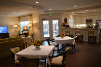 Country Place Memory Care Dining Room