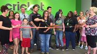 Cricket Wireless Grand Opening and Ribbon Cutting Ceremony 8/25/2017