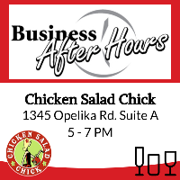 Business After Hours with Chicken Salad Chick