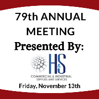 79th Annual Meeting-Sponsored by H&S Commercial & Industrial Supplies & Services