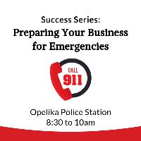 Success Series: Preparing Your Business for Emergencies