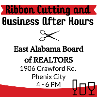 East Alabama Board of REALTORS Ribbon Cutting & Business After Hours