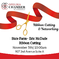 State Farm- Eric McDade Ribbon Cutting