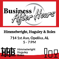 Business After Hours with Himmelwright, Huguley & Boles