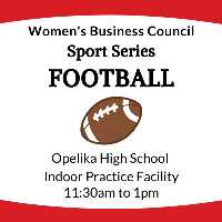 Women's Business Council Sport Series- Football