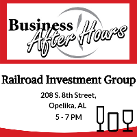 Railroad Investment Group Business After Hours