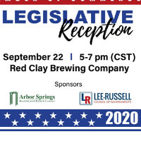 Legislative Reception 2020