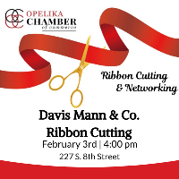 Davis Mann & Co. Ribbon Cutting