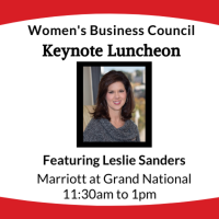 Women's Business Council Keynote Luncheon Presented By: Three Sixty