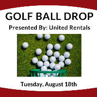 Golf Ball Drop - Presented By United Rentals