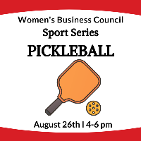 Women's Business Council Sport Series - Pickleball