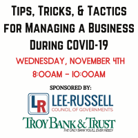 Tips, Tricks, & Tactics for Managing a Business During COVID-19