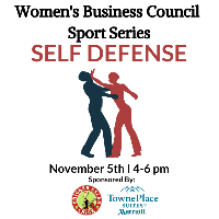 Women's Business Council Sport Series: Self-Defense