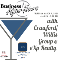Business After Hours with Crawford/Willis Group @ eXp Realty