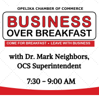 Business Over Breakfast - Education Edition 2021 Sponsored by:  Glynn Smith Chevrolet Buick GMC