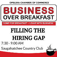 Business Over Breakfast - Filling the Hiring Gap // Sponsored by: Glynn Smith Chevrolet Buick GMC