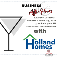 Holland Homes & Bancorp South Business After Hours & Ribbon Cutting